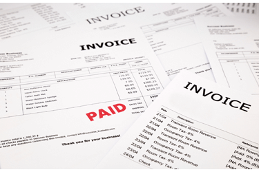 Minimum Content for Invoices and Receipts